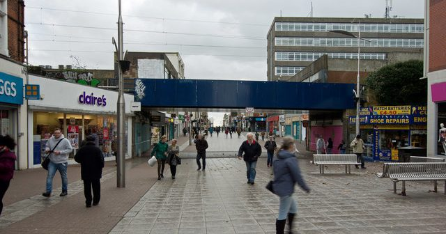 Southend-on-sea: Face to face with the missing link