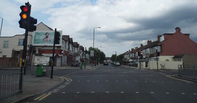 Mitcham, 85% of businesses are fast food joints, kebab & fried chicken shops