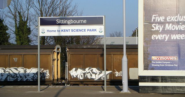 Living in Sittingbourne, Kent