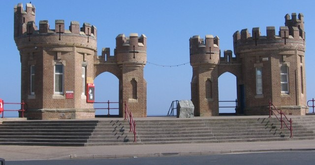 "Withernsea – or ""Wiv"", as the ******* call it."