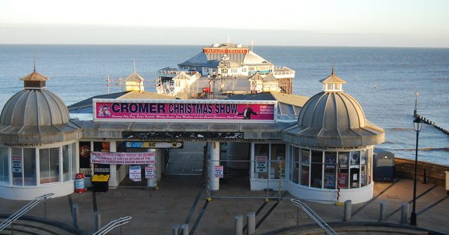 Cromer, supposedly known as 'Gem of the North Norfolk coast' – why?