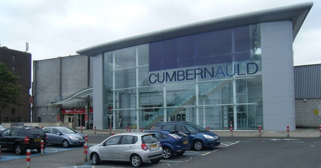 Living in Cumbernauld, Scotland