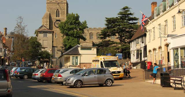Living in Diss, Norfolk