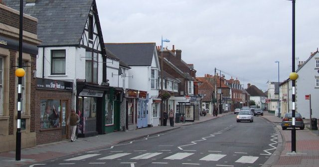 Selsey, a forgotten backwater town at the end of the line (literally)