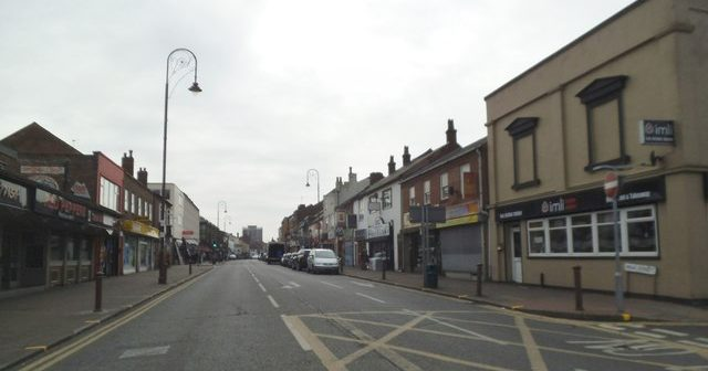 Brierley Hill, if you've been there once, you'll never want to go back