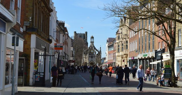 Chichester, the most superficial and snobbish town in Britain?