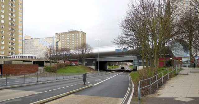 Portsmouth – One Big Council Estate