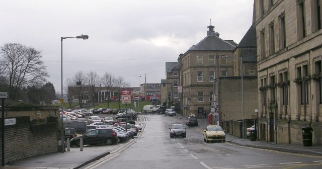 Living in Bingley, West Yorkshire