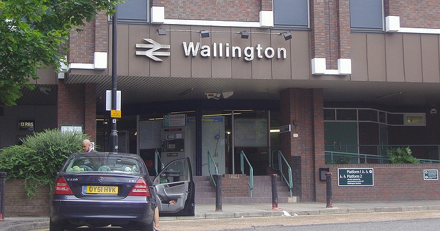 Wallington, Surrey - full of chavs and betting shops