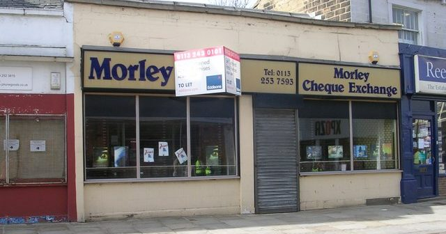 You haven't yet read about a town so pathetic & 'wannabe' as Morley