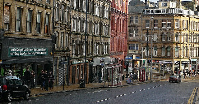 Bradford, West Yorkshire, Property Guide and review