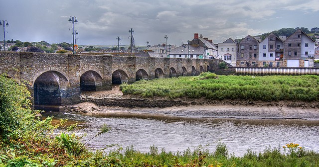 Living in Wadebridge, North Cornwall