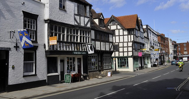 Living in Tewkesbury, Gloucestershire