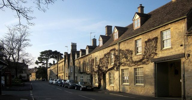 Northleach: an olde worlde smokescreen masking drugs, depression & squalid inbreeding