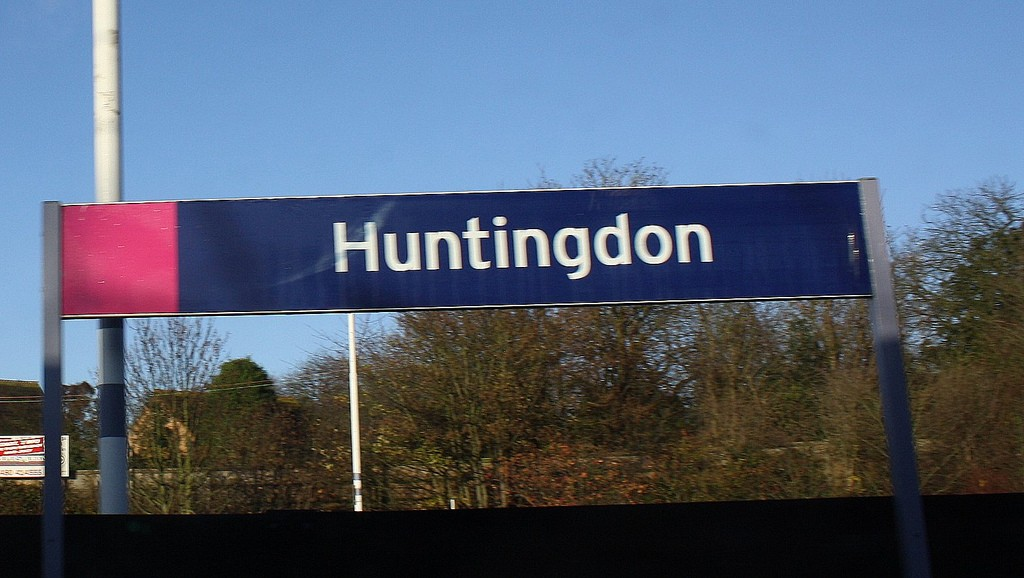 Huntingdon don't bother