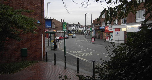 Spondon – Racist and Horrid