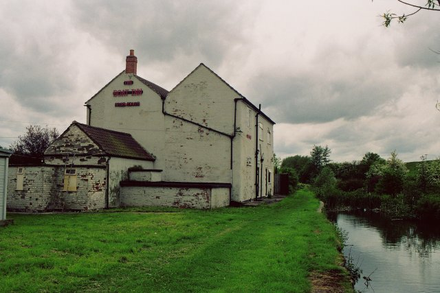 Pinxton is one of those places where time seems to have stood still