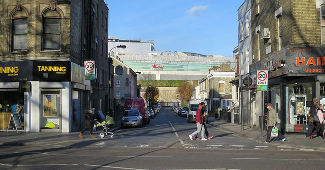 Shepherd's Bush: the red-headed stepchild that thought it was special