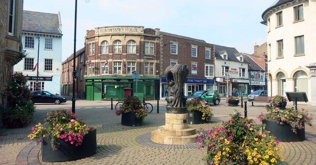 Living in Evesham, Worcestershire