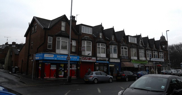 Harehills, Leeds, one of the worst places to live in Britain