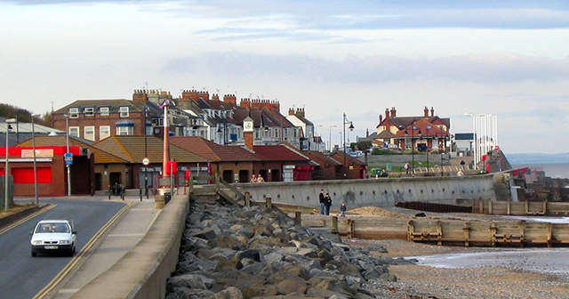 Hornsea, a posh town for posh peoples!