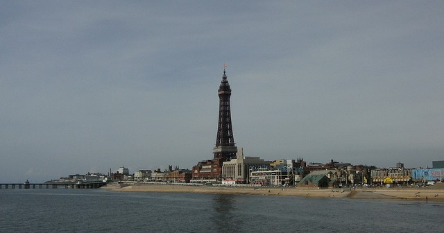 All in all Blackpool is a bit ****.