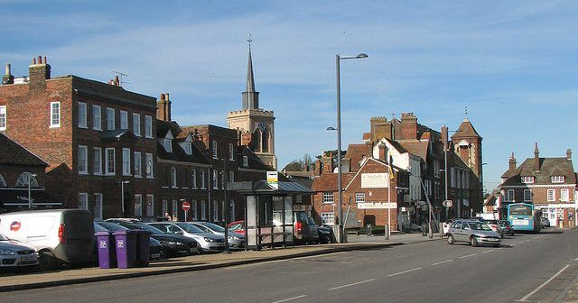 Living in Baldock, Hertfordshire