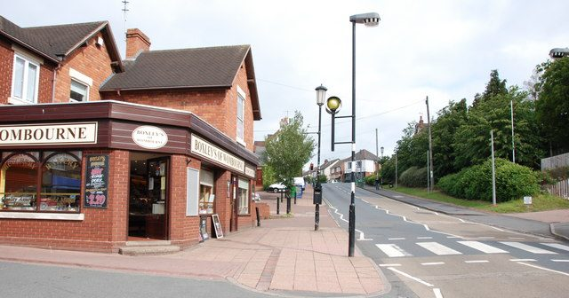 Wombourne – lovely village with some buts…