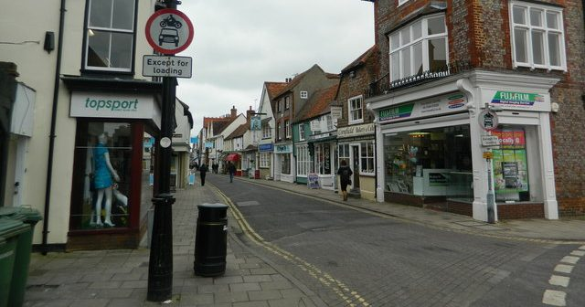 Thame: the gene pool is rapidly stagnating