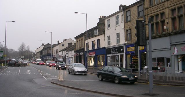 Keighley: one of the most backward towns, I have ever encountered