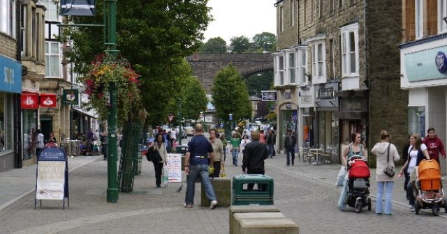 Living in Buxton, Derbyshire