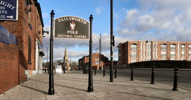 Living in Failsworth, Greater Manchester