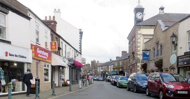 Garstang – Had enough of the modern age?