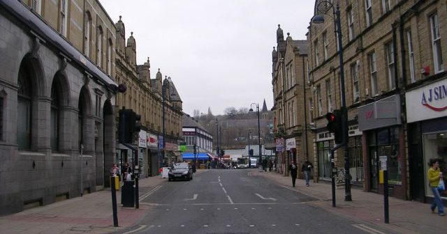 Dewsbury- proof that evolution works both ways