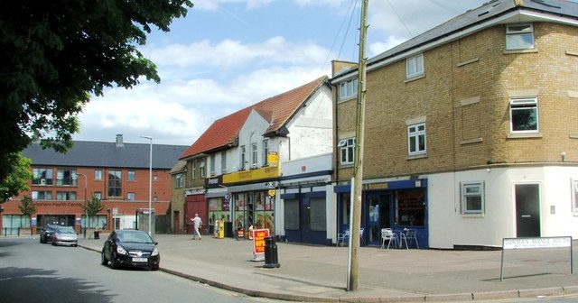 Aylesham is a village of Anti-Conservatives and racists