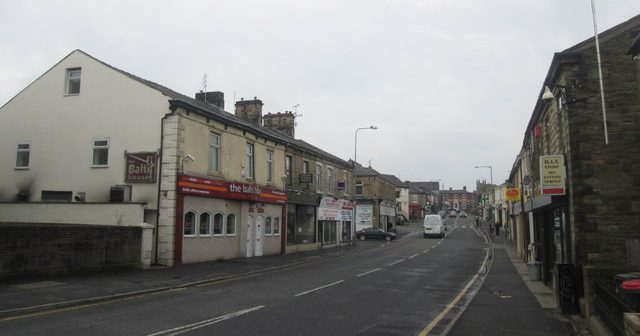 Living in Rishton, Lancashire
