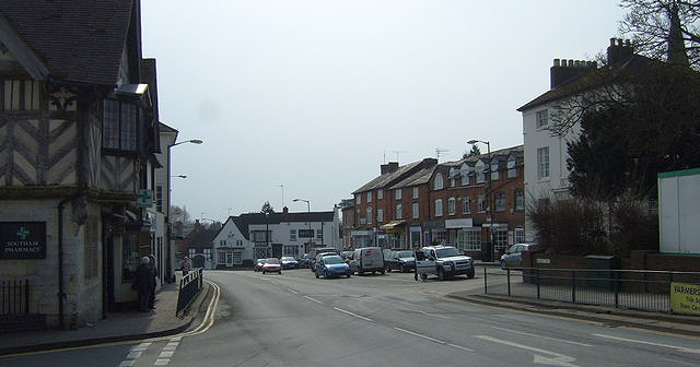 Southam… probably one of the dullest towns around