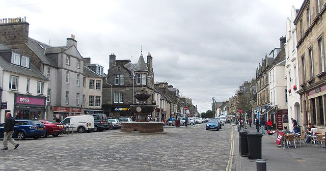 St Andrews – Such a lovely town, if you are tourist or student that is…