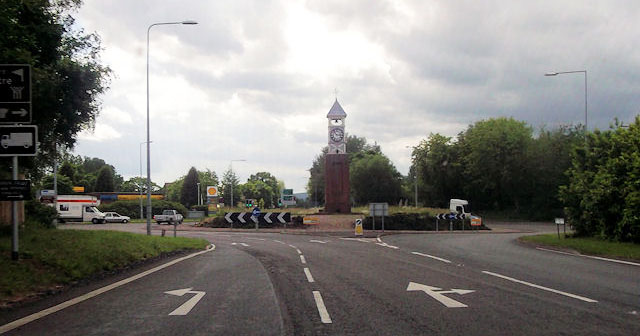 Donnington, Telford - Home of alleged perverts and drugs