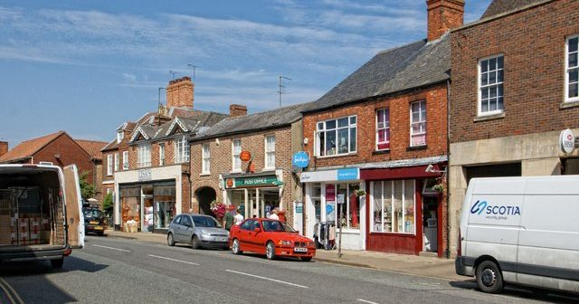 Living in Holbeach, Lincolnshire