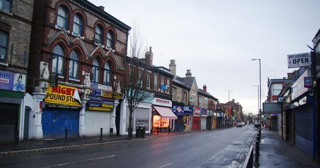 Withington, Manchester –  The area that we all just gave up on