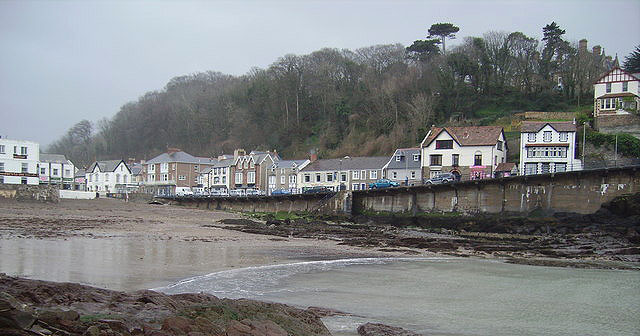 Combe Martin: One Foot in the Grave, set in Devon's own Royston Vasey