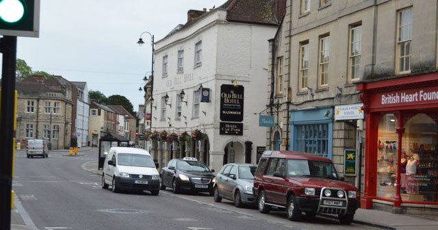 Living in Warminster, Wiltshire