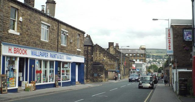 Keighley: a portrait of a town at its very worst