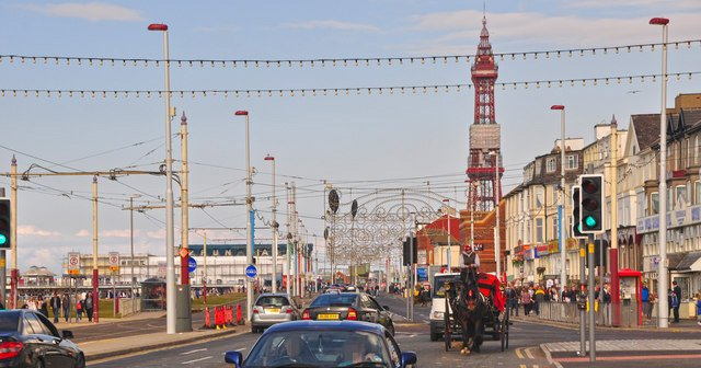 Blackpool: The Seaside Town They Forgot To Close Down