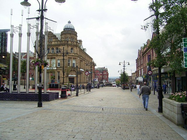 Top 10 worst places to live in England, Oldham