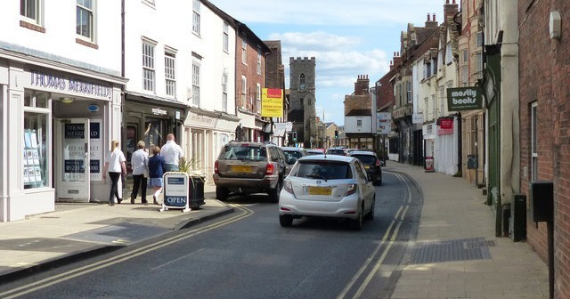 Abingdon or more accurately,