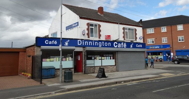 Dinnington – **** end of the Universe