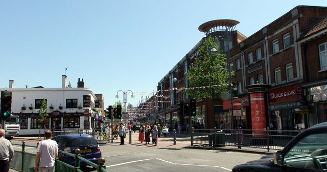 Bexleyheath – a hive of villainy