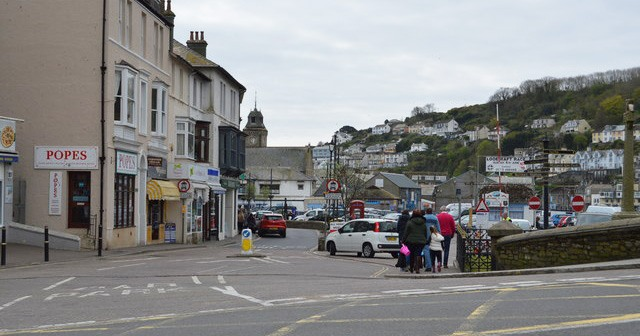 Living in Looe, Cornwall